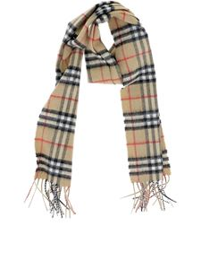 Burberry - Vintage Check patterned scarf