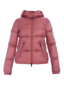 Moncler - Fourmi down jacket in antique pink