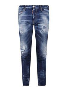 Dsquared2 - Cool Guy jeans in dark blue