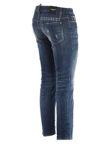 Dsquared2 - Jeans Jennifer Cropped