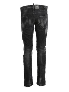 Dsquared2 - Cool Guy destroyed effect jeans