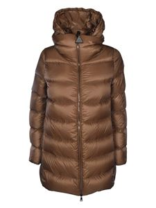 Moncler - Ange down jacket in brown