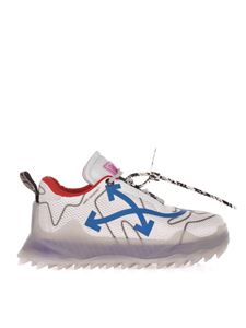 Off-White - Sneakers Odsy Mesh bianche
