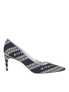 Givenchy - M-Pump court shoes in blue