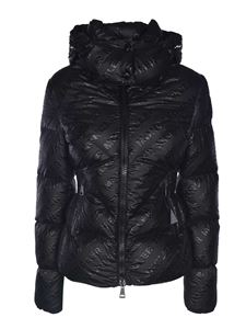 Moncler - Ribaud down jacket in black
