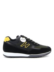 Hogan - H321 sneakers in black