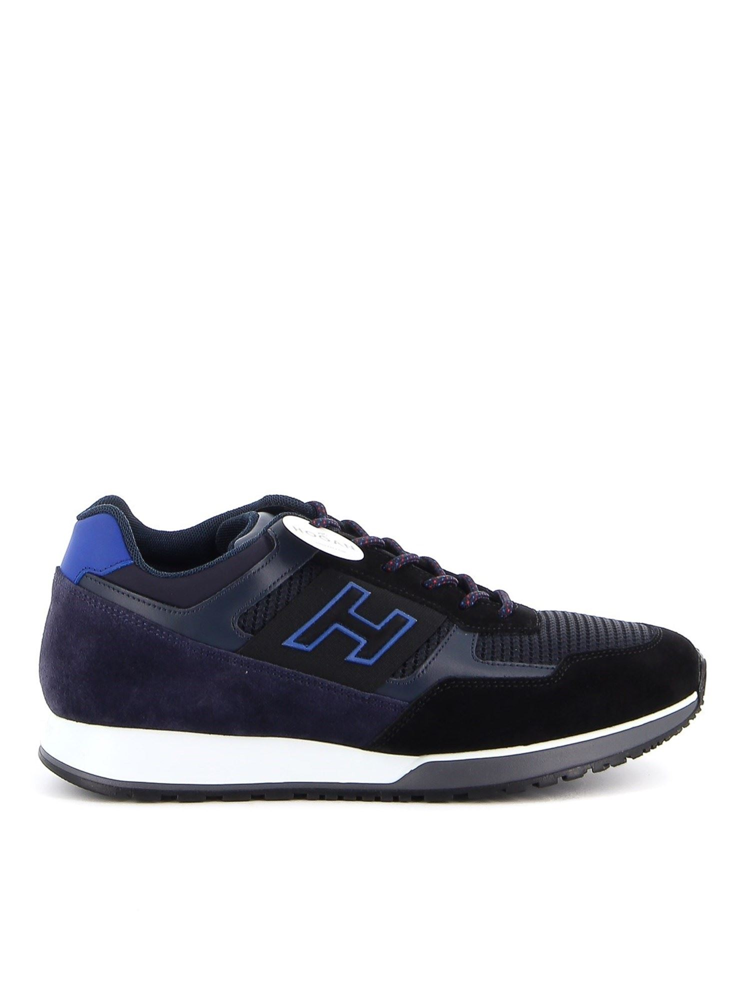 HOGAN H321 SNEAKERS IN BLUE