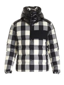 Moncler - Aubrac down jacket in black and white