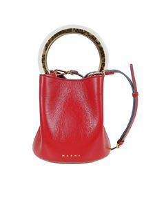 Marni - Pannier bag in red