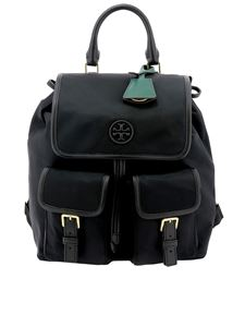 Tory Burch - Perry backpack in black