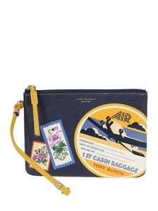 Tory Burch - Perry travel patch wristlet
