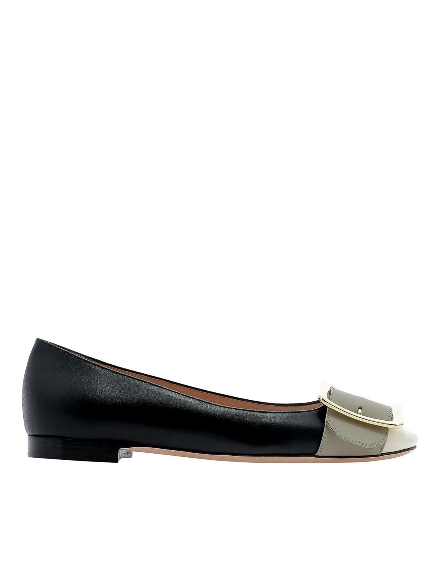 Bally JACKIE BALLERINAS IN BLACK