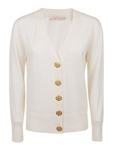 Tory Burch - Simone cardigan in white