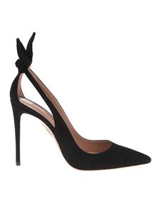 Aquazzura - Deneuve pumps in black