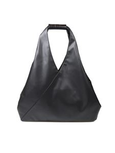 MM6 Maison Margiela - Shopping bag in black