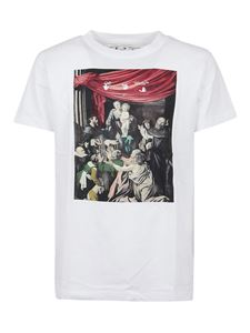 Off-White - Caravaggio T-shirt in white