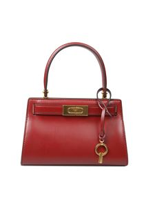 Tory Burch - Lee Radziwill Petite bag in Tinto color