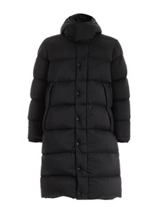 Moncler - Strahlhorn parka down jacket in black