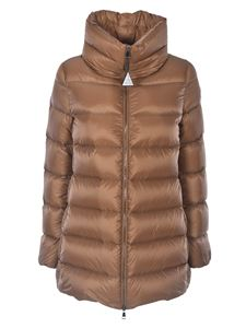 Moncler - Anges down jacket in brown