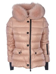 Moncler - Armonique down jacket in pink