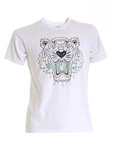 Kenzo - Classic Tiger T-shirt in white