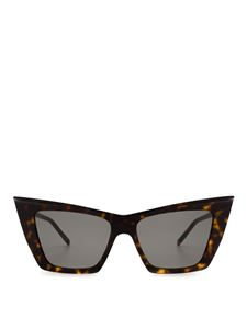 Saint Laurent - SL 372 sunglasses in brown
