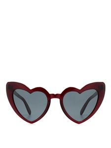 Saint Laurent - New Wave SL 181 Lou Lou sunglasses in red