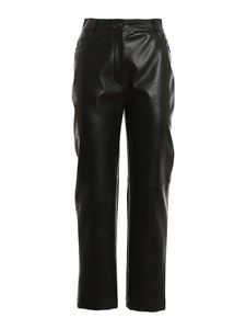 Stella McCartney - Hailey Skin Free pants in black