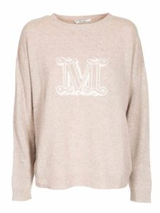 Max Mara - Cannes pullover in pink