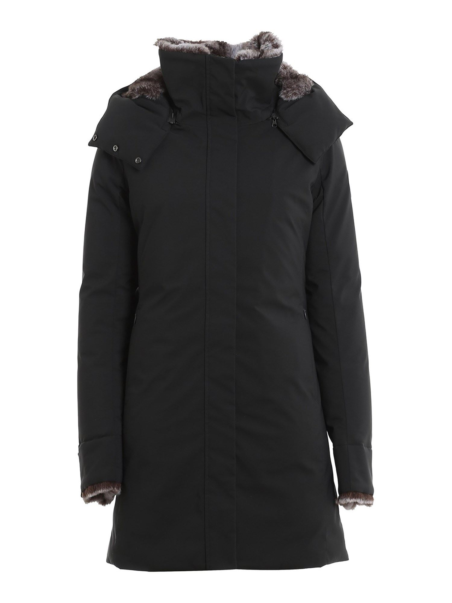Save The Duck ARCTIC ECO-FRIENDLY DOWN JACKET IN BLACK