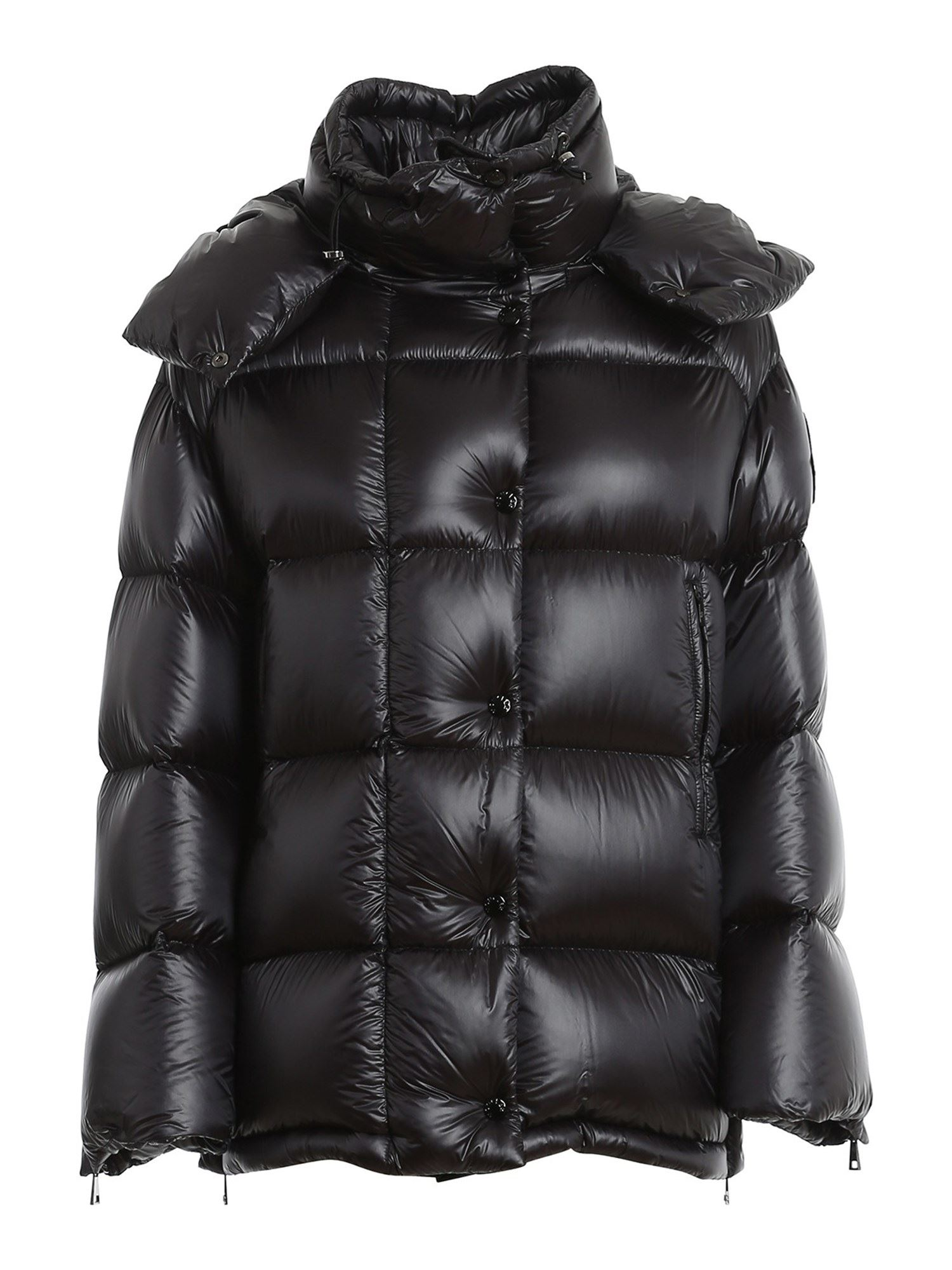 MONCLER MACON DOWN JACKET IN BLACK