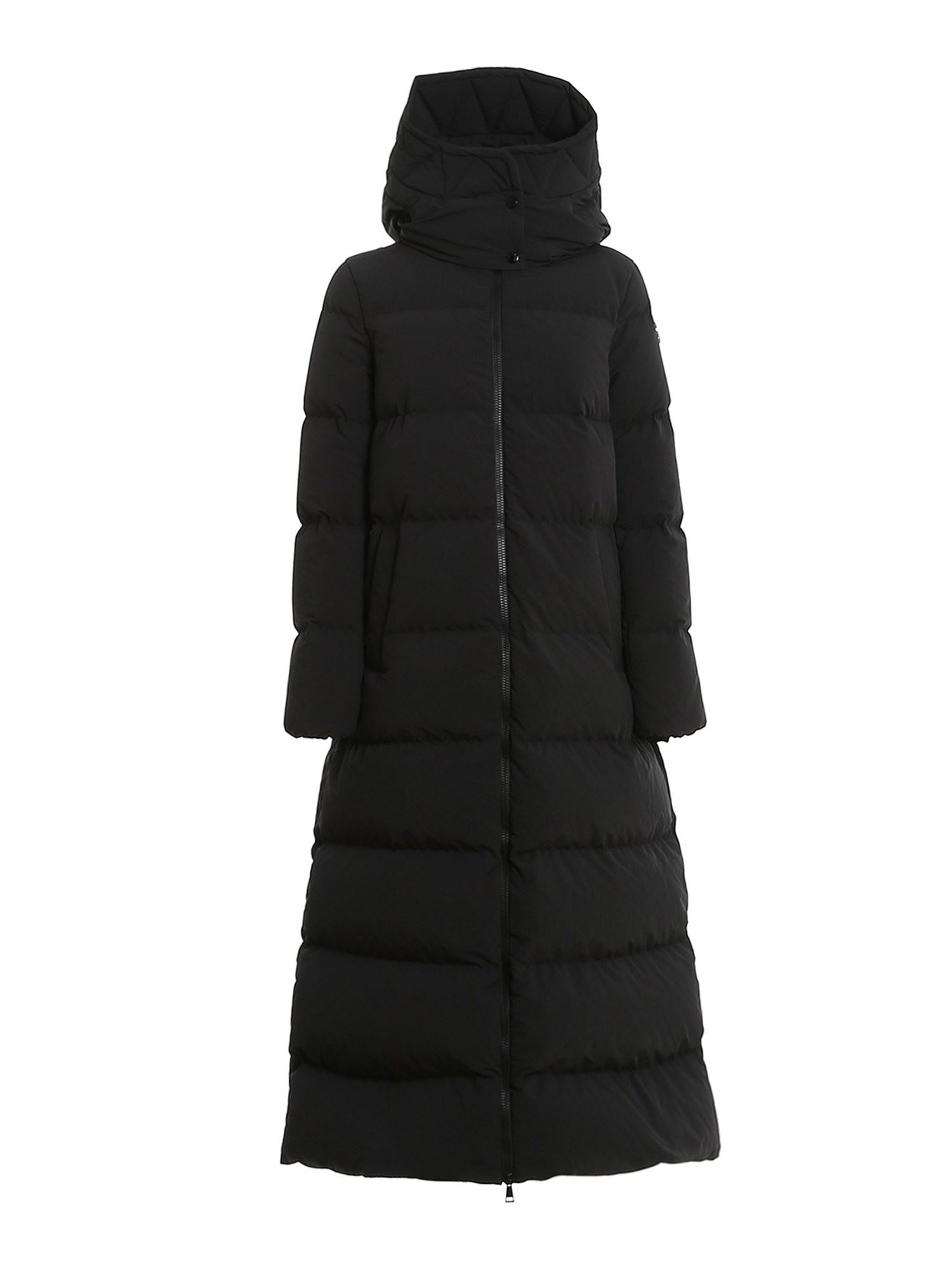 Moncler GOELO DOWN JACKET IN BLACK