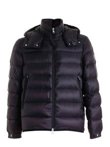 Moncler - Verte down jacket featuring rear logo band