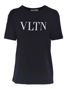 Valentino - VLTN T-shirt in black