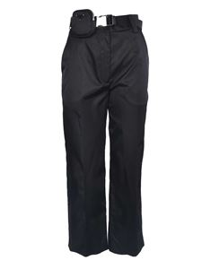 Prada - Pants in black with pouch