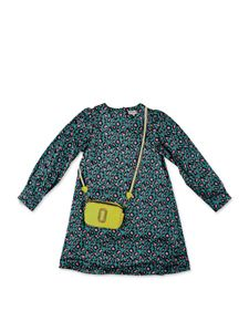 Little Marc Jacobs - Emerald green Snapshot dress