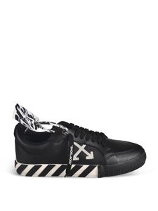 Off-White - Low Vulcanized sneakers in black