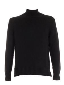 Dondup - Knitted turtleneck in black