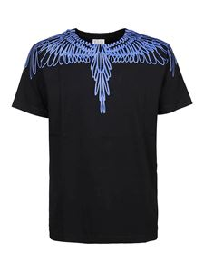 Marcelo Burlon County Of Milan - Pictorial Wings T-shirt in black
