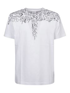 Marcelo Burlon County Of Milan - Sketches Wings T-shirt in white