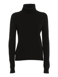 Saint Laurent - Cashmere turleneck in black