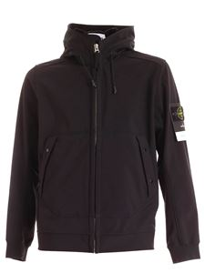 Stone Island - Soft Shell-R jacket in black