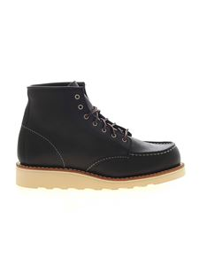Red Wing shoes - Black ankle boots