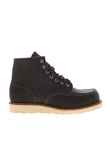 Red Wing shoes - Stivaletti grigio scuri