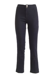 Tommy Hilfiger - Denim Straight Leggings jeans in blue