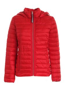 Tommy Hilfiger - Jade down jacket in red