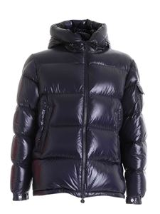 Moncler - Ecrins down jacket in blue