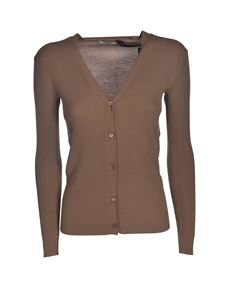 Max Mara - Iseo cardigan in camel color