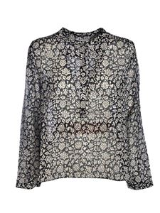 Isabel Marant Étoile - Maria top in black and white