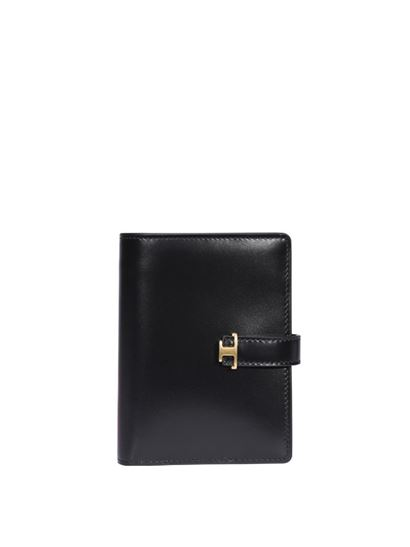 Tod's - Leather wallet in black